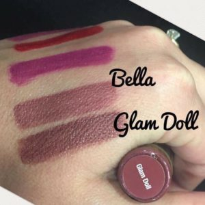 Glam Doll was just announced LIVE