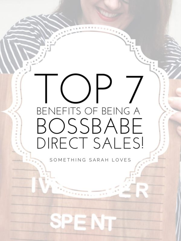 bossbabe direct sales