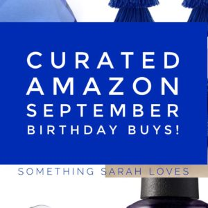 September Birthday Kit – Birthstone Inspired Gift Ideas